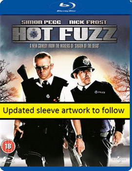 Hot Fuzz - Limited Edition (BLU-RAY)