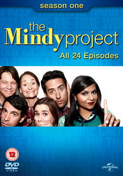 The Mindy Project: Season 1 (DVD)