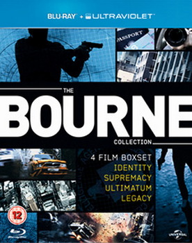 The Bourne Collection (BLU-RAY)