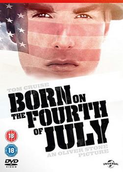 Born On The 4Th Of July (2014 British Legion Range) (DVD)