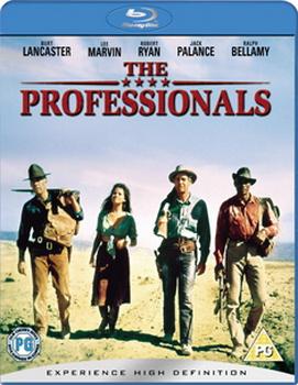 Professionals (Blu-Ray)