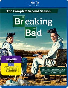 Breaking Bad - Season Two (Blu-ray + UV Copy)