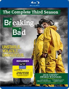 Breaking Bad - Season Three (Blu-ray + UV Copy)