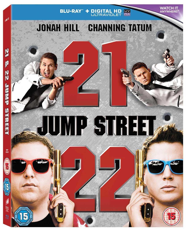 21 Jump Street/22 Jump Street Double Pack (Blu-Ray)