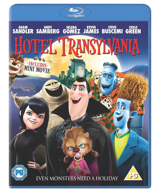 Hotel Transylvania (BLU-RAY)
