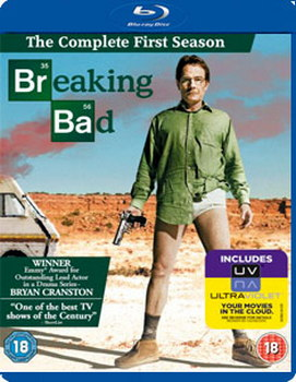 Breaking Bad - Season One (Blu-ray + UV Copy)