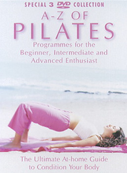 A To Z Of Pilates - Programmes For The Beginner  Intermediate And Advanced Enthusiast (Boxset) (Three Discs) (DVD)