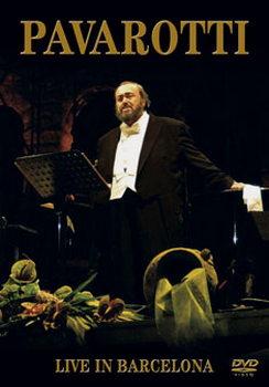 Pavarotti - Live In Barcelona (DVD)
