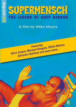 Supermensch: The Legend Of Shep Gordon (DVD)