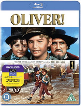 Oliver! (Blu-ray + UV) (1968)
