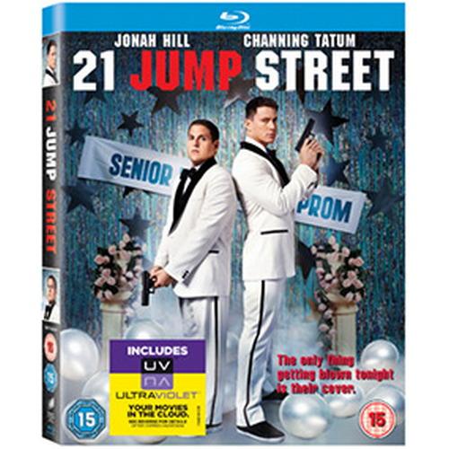 21 Jump Street (BLU-RAY)- REGION FREE