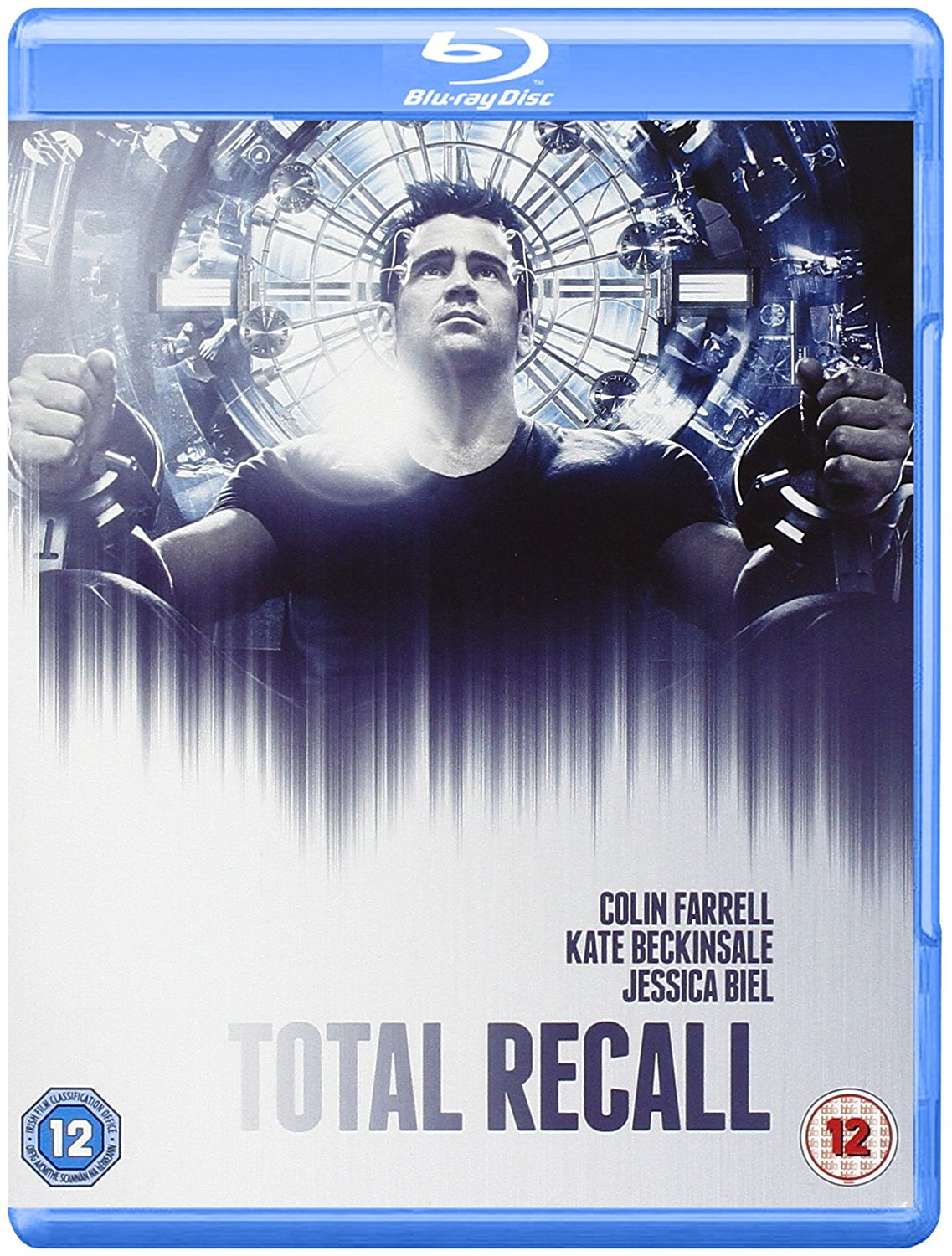 Total Recall (Sci-Fi Range - Uv - Hmv Exclusive) (BLU-RAY)- REGION FREE
