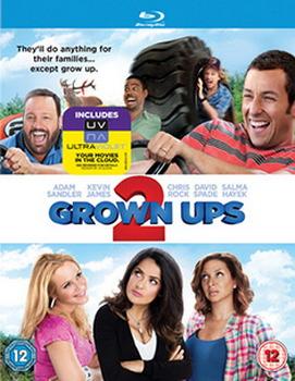 Grown Ups 2 (Blu-ray + UV Copy)