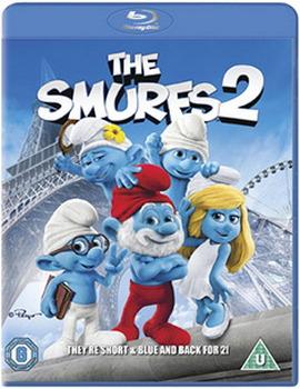The Smurfs 2 (Blu-ray + UV Copy)