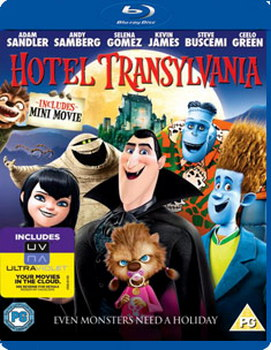 Hotel Transylvania (Blu-ray + UV Copy)
