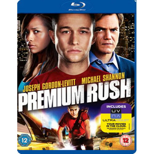 Premium Rush (BLU-RAY)- REGION FREE