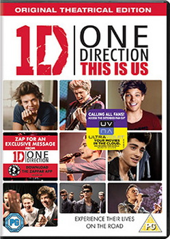 One Direction: This Is Us (Dvd + Uv Copy) (DVD)