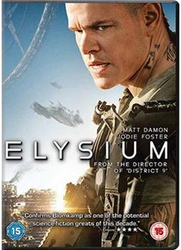 Elysium (Dvd + Uv Copy) (DVD)