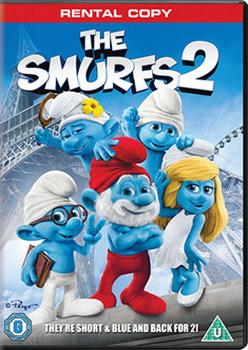 The Smurfs 2 (Dvd + Uv Copy) (DVD)