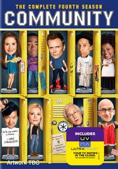 Community - Season 4 (DVD)