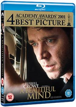 A Beautiful Mind (Blu-ray)