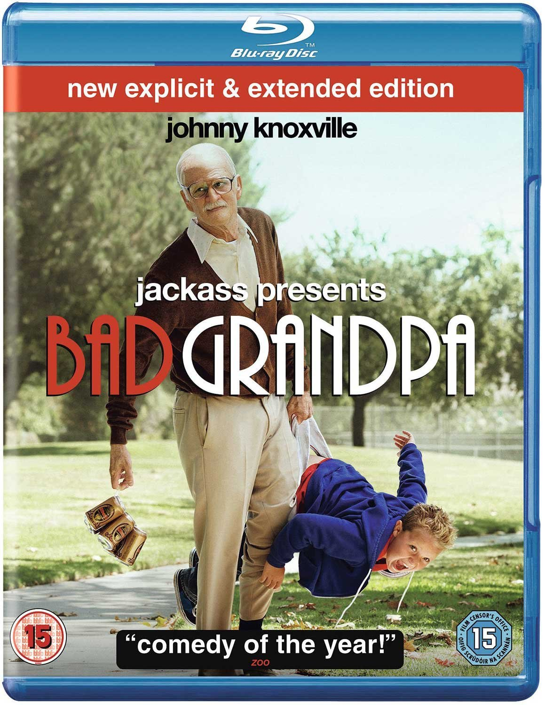 Jackass Presents: Bad Grandpa (Blu-ray) (Extended Cut)