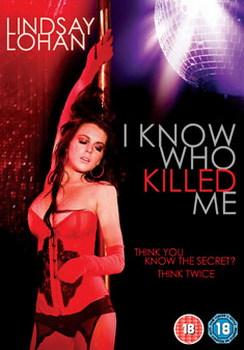 I Know Who Killed Me (DVD)