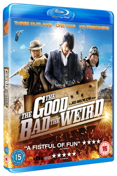 The Good  The Bad And The Weird (Blu-Ray)