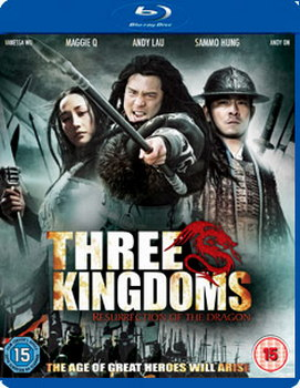 Three Kingdoms - Resurrection Of The Dragon (Blu-Ray)