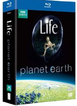 Planet Earth / Life (Blu-Ray)