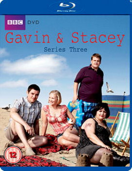Gavin And Stacey - Series 3 (Blu-Ray)