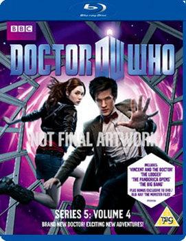 Doctor Who Series 5 Vol 4 (Blu-Ray)