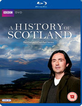 A History Of Scotland (Blu-Ray)