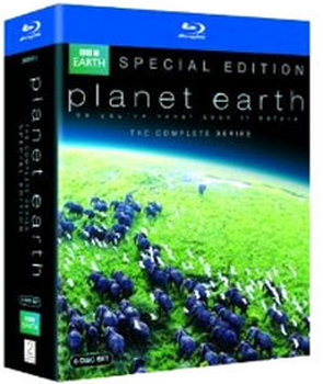 David Attenborough: Planet Earth - The Complete Series - Special Edition (Blu-Ray)