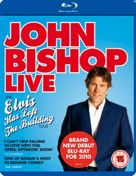 John Bishop - Live - The Elvis Has Left The Building Tour (Blu-Ray)