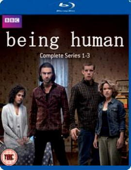 Being Human - Complete Series 1-3 Box Set (Blu-ray)