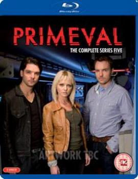 Primeval Series 5 (Blu Ray)