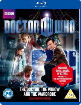 Doctor Who Christmas Special 2011 - The Doctor  the Widow and the Wardrobe (Blu-Ray)