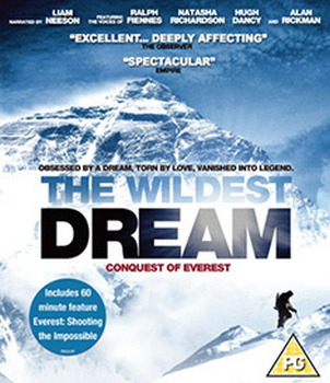 The Wildest Dream - Conquest of Everest (Blu-Ray)