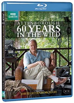 Attenborough - 60 Years In The Wild (Blu-Ray)