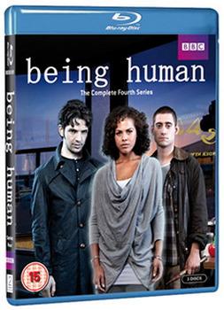Being Human - Series 4 (Blu-ray)