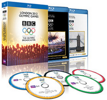 London 2012 Olympic Games (Blu-ray)
