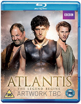 Atlantis (2013) (Blu-ray)