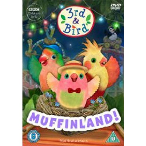3Rd And Bird - Muffinland (DVD)