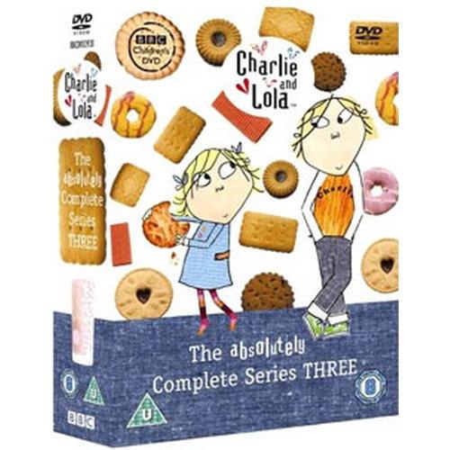 Charlie And Lola - Series 3 (DVD)