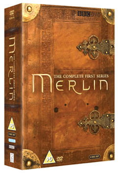 Merlin - Complete Series 1 (DVD)