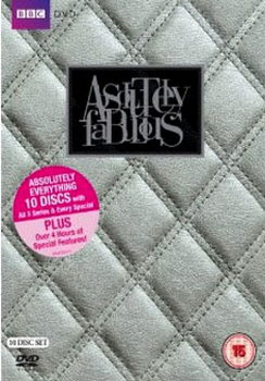 Absolutely Fabulous - Absolutely Everything (DVD)