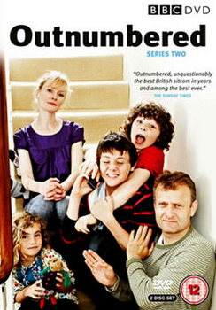Outnumbered - Series 2 (DVD)