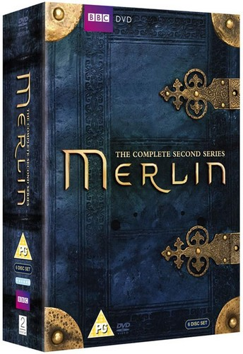 Merlin - Complete Series 2 Box Set (DVD)