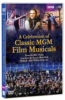 A Celebration Of Classic Mgm Film Musicals (DVD)